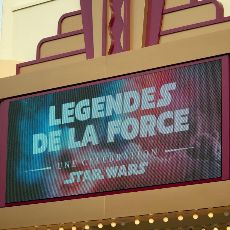 Les légendes de la force: une célébration Star Wars 2020