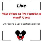 Foire aux (nombreuses) questions! (Live Youtube)